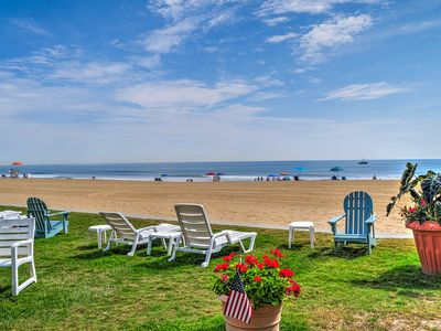Photo for Oceanfront Virginia Beach Studio w/ Pool Access!