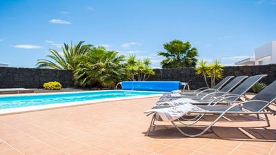 Photo for Modern spacious villa with lots of privacy,  beautiful garden, private pool