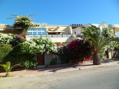 Photo for Beach Side 5 Bedrooms Luxurious Villa Ref: 1095
