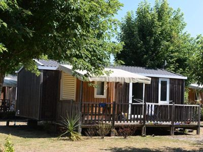 Photo for Camping Sen Yan ***** - mobile home 6 people - 6 places