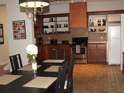 Photo for 3300 SF 4BR/3Bth Pet-Friendly Loft  2 blks from Sun Studio has HUGE Rooftop Deck