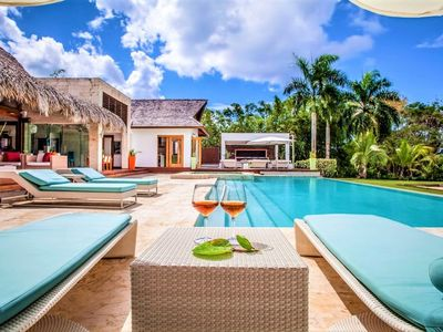 Photo for Stunning 5 bedroom villa in Casa De Campo with private swimming pool. Book now for the best offers