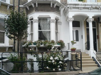 Photo for TRAVELLING SOLO? HOME WITHIN A HOME, with Private Kitchen, in West Kensington