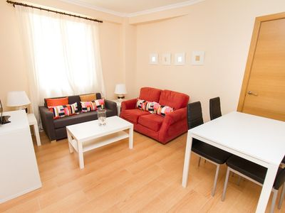 Photo for Delightful two bedroom Into Cathedral Square
