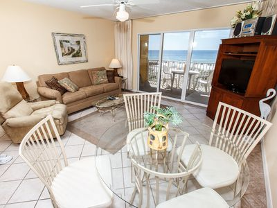 Photo for Gulf Dunes 207: CHARMING CONDO, WIFI CABLE ,FREE BCH SVC