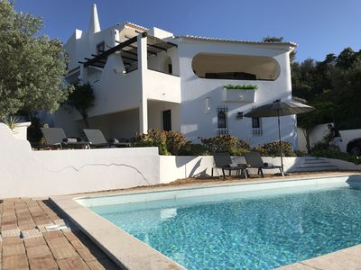 Photo for Wonderful holiday villa with private swimming pool and beautiful view