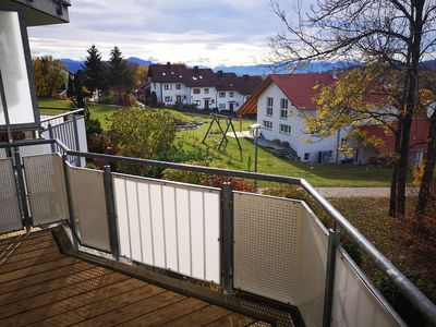 Photo for Fantastic townhouse with views of the mountains and the city of Kempten with Wi-Fi