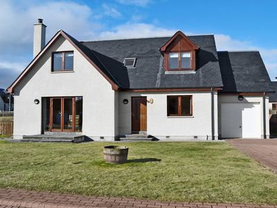 Photo for 4 bedroom accommodation in Kincraig, near Aviemore