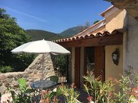 Wonderful place to stay if your looking for an authentic Corsican village stay.