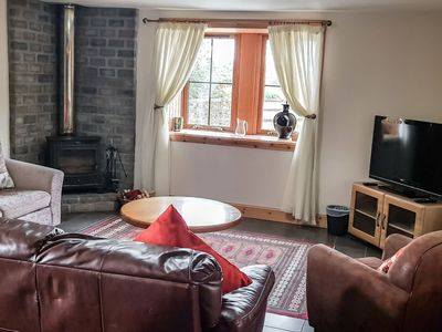 Photo for Vacation home Deveron Valley Cottages in Bridge of Marnoch - 7 persons, 2 bedrooms