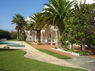 Photo for Apartment With Sea View, Shared Pool And Beautiful Secure Gardens