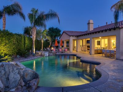 Photo for *AMAZING* New Home! Pool, Fire Pit & Putting Green