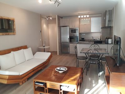 Photo for Apartment 3 * - On the heights - Hendaye, 3 rooms, 4 persons