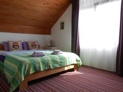 Photo for Plitvice Attico Viva room no.1