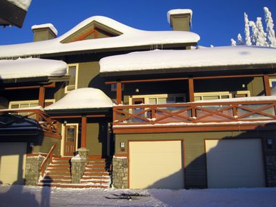 Photo for 3BR Townhome Vacation Rental in Beaverdell, BC