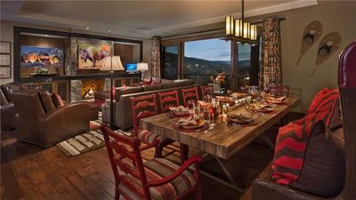"Photo for One Steamboat Place : ""Wolf Mountain"" #511 - 4BR Ultra Luxury Condo"