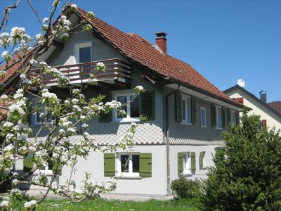 Photo for Renovated Rheintalhaus with private garden; optimal starting point for excursions