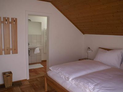 Photo for Double room with shower, toilet, balcony - Haus Gollner