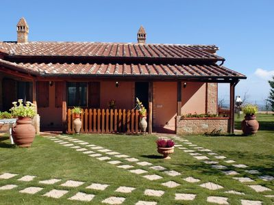Photo for Holiday apartment Farm La Dolce Collina