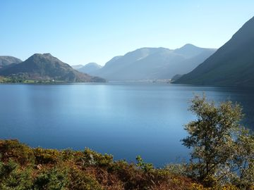 Crummock Water (lac), Cockermouth, Angleterre, Royaume-Uni