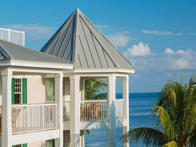 Photo for Quintessential Key West Resort! Hyatt Windward Pointe two bedroom. Best rates!