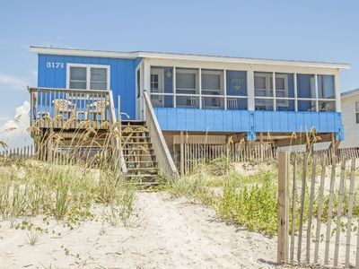 Photo for 4 Bedrooms Oceanfront - Military Discount