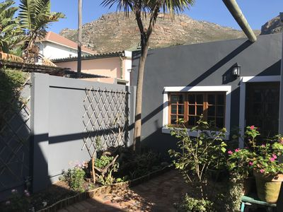 Photo for Courtyard Cottage Muizenberg; Cosy Studio Apartment