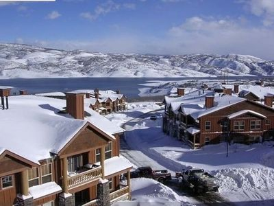 Photo for Ski Deer Valley from Beautiful 2BR/2BA Condo 5 minutes from Deer Valley Gondola