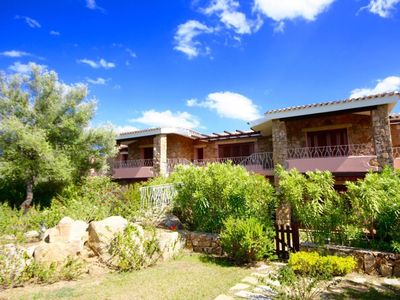 Photo for Vacation Home in Porto Rotondo with 2 bedrooms sleeps 5