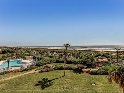 Photo for Enjoy Your Holidays At The Beach! Amelia Surf & Racquet Club Oceanfront Condo