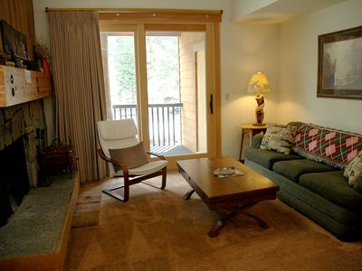 Photo for River Run # 03: 2 BR / 2 BA condo/townhouse in Alpine Meadows, Sleeps 8