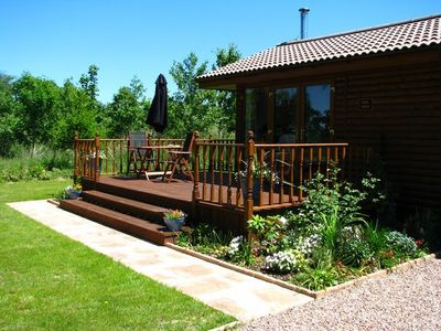 Photo for 1 bedroom Log Cabin in South Molton - OAKVI