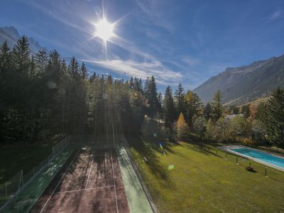 Photo for Appartement des Tines, Chamonix, France