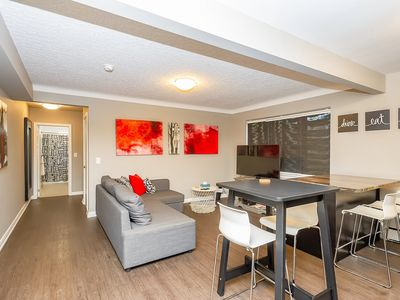 Photo for Stylish Condo In Canada. Walk To Many Attractions.