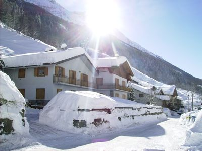 Photo for Holiday apartment for 2 persons in Aosta Valley, Italy
