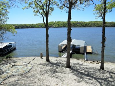 Photo for Amazing view of the Main Channel of Lake of the Ozarks