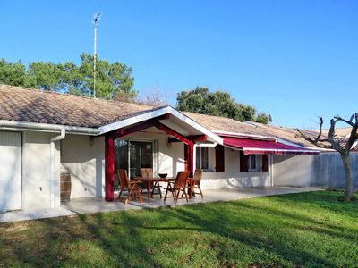 Photo for Vacation home in Messanges, Aquitaine - 6 persons, 3 bedrooms