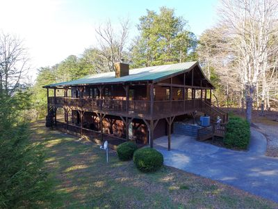 Photo for BOUNDARY HAVEN - 3 Bedrooms, 3 Baths, Sleeps 8