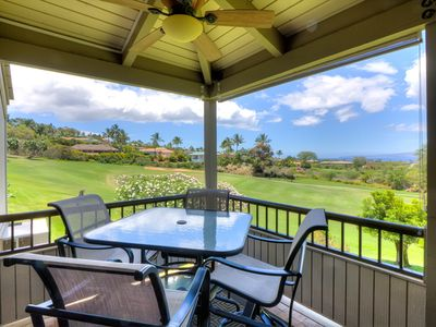 Photo for Panoramic Ocean View In The Heart Of Wailea On Golf Course