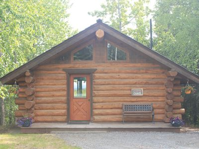 Photo for Kenai Wildlife Cabins, Wolf Cabin