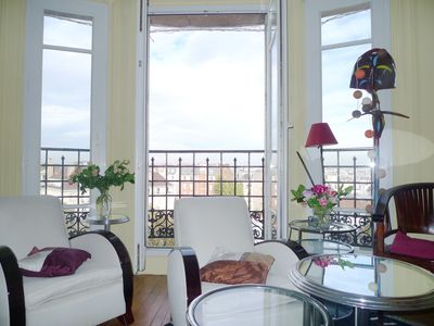 Photo for Exceptional Flat for 4 - Best Montmartre Area – Panoramic View