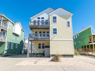 Photo for 6 BDR, PRIVATE POOL, ELEVATOR, OCEAN VIEWS ONLY A BLOCK FROM THE BEACH!