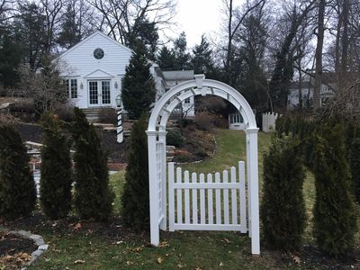 Photo for Beautiful Carriage House in exclusive Cliff Estates area of Wellesley, MA