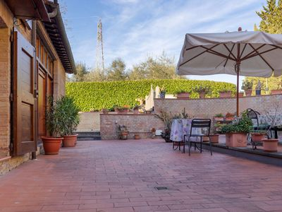 Photo for Quaint Holiday Home in Siena with Jacuzzi