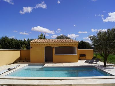 Photo for Pretty holiday home with pool 8 people