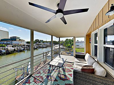Porch - Welcome to Goodland! This condo is professionally managed by TurnKey Vacation Rentals.