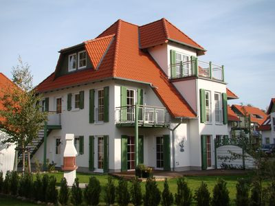 Photo for Dünenresidenz, Fewo Strandmuschel, 4 *, WLAN, near the beach in the dune forest