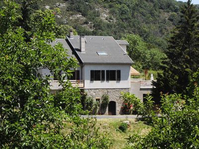 "Photo for Villa in Dourbies ""Le Terron"" between Causse and Cévennes 500 m from the river"
