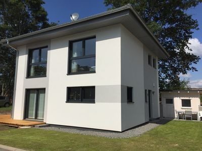 Photo for Holiday home Seesternchen- At the reservoir Hohenfelden - Region Erfurt-Weimar