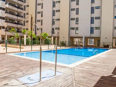 Photo for Apartment with pool and air conditioning - PLAZAMAYOR521